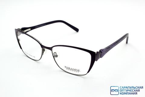 Оправа для очков PARADISE ELEGANT P76116  металл