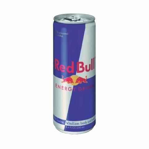 Напиток энергетический RED BULL 0,25 л ж/б АВСТРИЯ