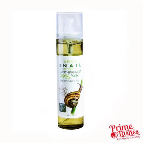 Успокаивающий спрей для лица и тела La Ferme Shail 99%