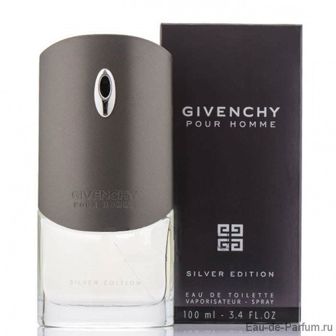 Pour Homme Silver Edition Givenchy, Edt, 100 ml