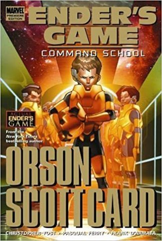 Ender's Game: Command School Hardcover