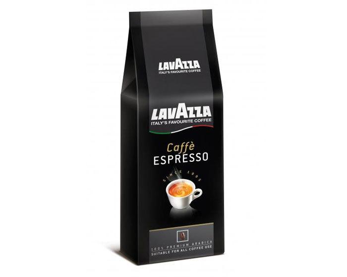 Кофе в зернах LavAzza Espresso, 500 г (Лавацца)