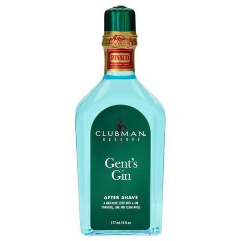 Лосьон после бритья Clubman After Shave Lotions Gent Gin