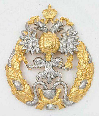 Знак Императорской Военно-медицинской академии