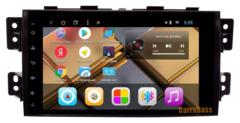 Магнитола для Kia Mohave 2008-2018 Android 8.1 2/32  модель CB3142T8