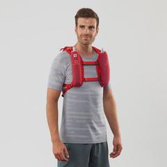 Рюкзак для бега Salomon Agile 6 Set Goji Berry - 2
