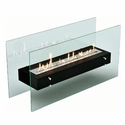 Биокамин стеклянный Lux Fire