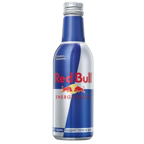 "Энергетический напиток ""Red Bull"" алюм/б 0,33"