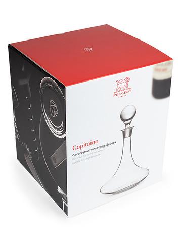 Графин для вина 1500 мл ручной работы, артикул 230111. Серия Capitaine Magnum