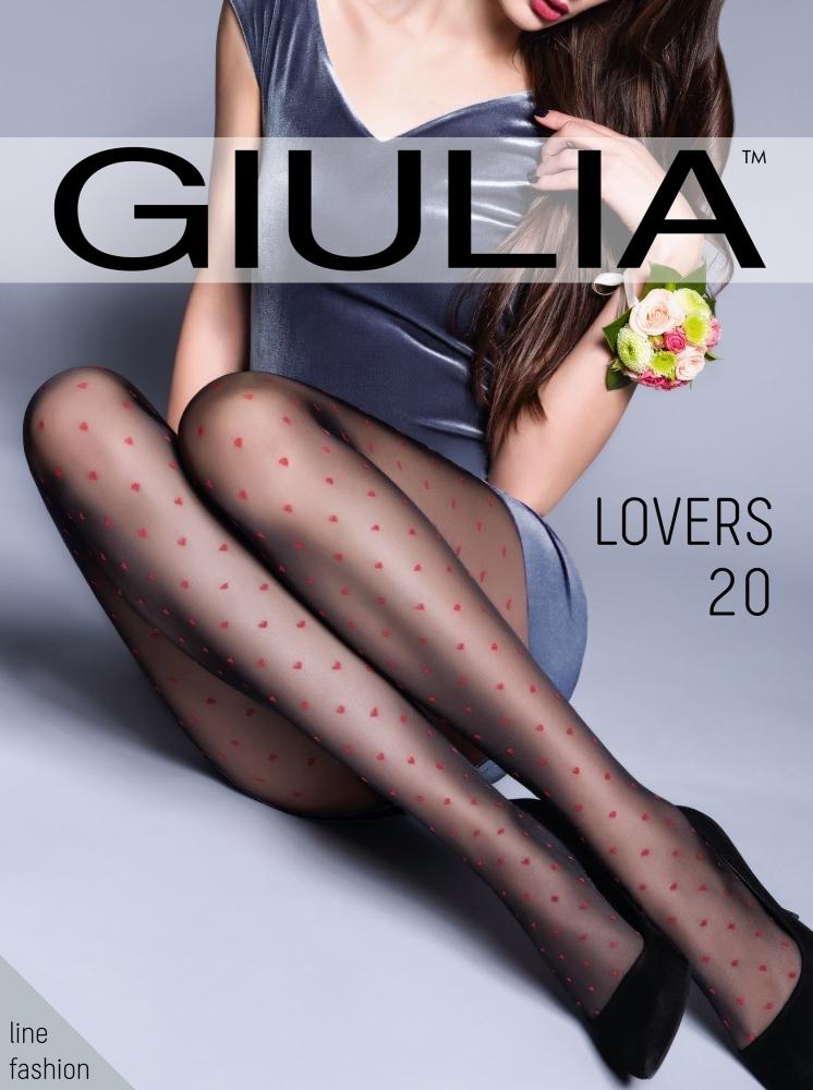 Giulia Lovers 20 №4 колготки женские