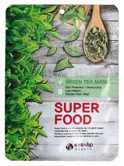 Maska \ Маска Super Food Mask 23ml Green Tea