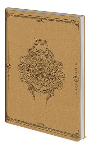 Ежедневник The Legend Of Zelda (Sage Symbol) Premium A5 SR72521