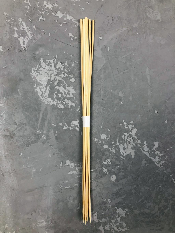 Шпажки бамбуковые флористические (10шт/упак)
