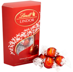 Şokolad \ Шоколад \ Chocolate Lindor Milk Truffles 200g