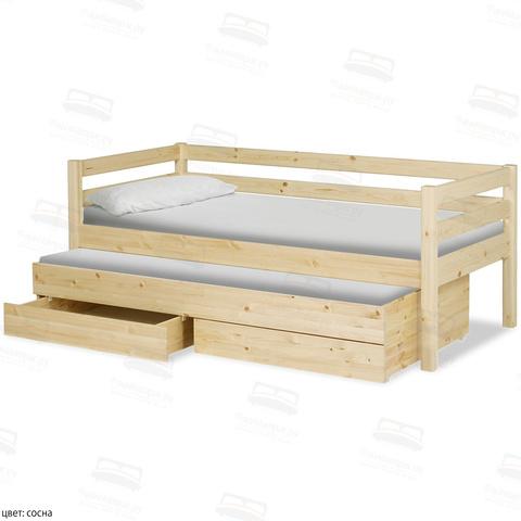 Кровать Шале