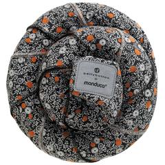 Трикотажный слинг-шарф bellybutton by manduca Sling SoftBlossom dark (темный)