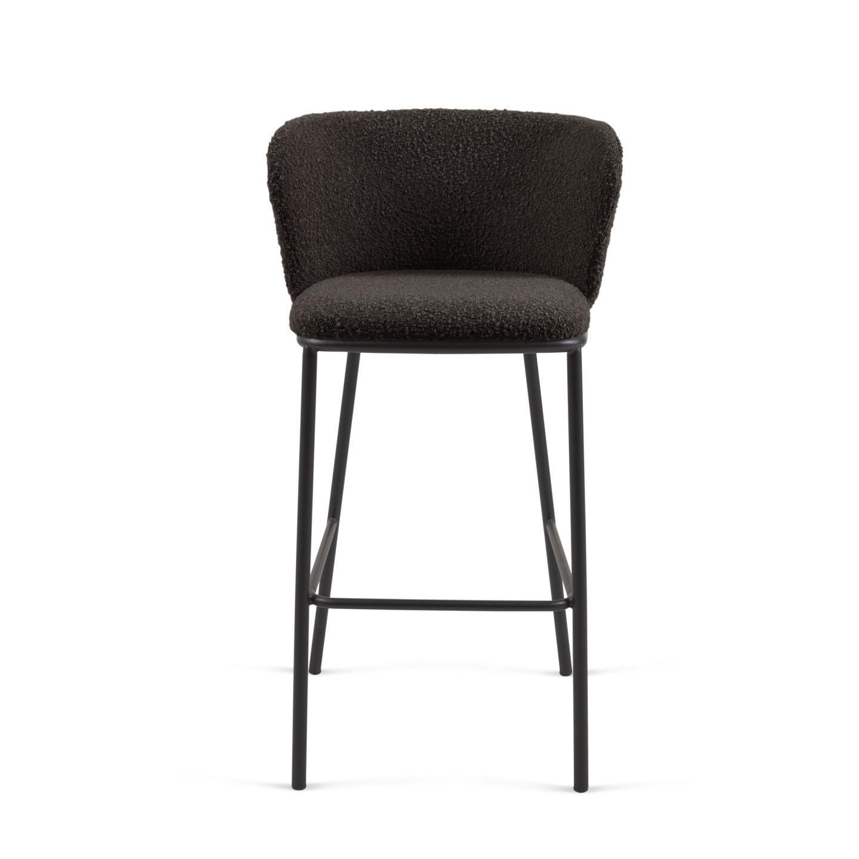 Барный стул CISELIA черный - вид 4