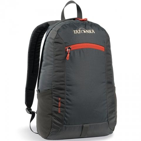 Картинка рюкзак городской Tatonka City Trail 16 Titan Grey - 1