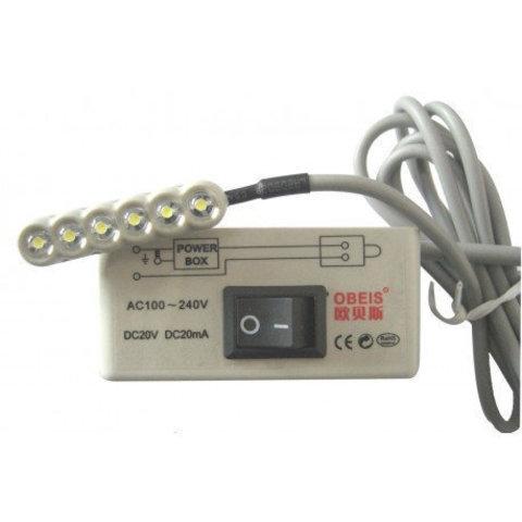 Светильник для промышленной швейной машины OBS-806 М | Soliy.com.ua