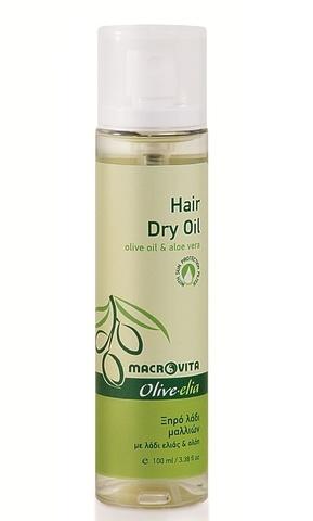 Сухое масло для волос, Макровита