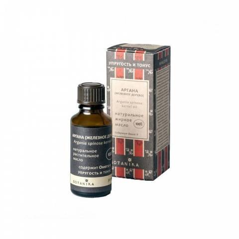 Botavikos Аргана (Железного дерева) 100% жирное масло 30 мл