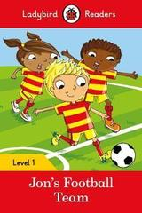 Jon's Football Team - Ladybird Readers Level 1