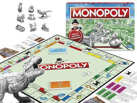 Hasbro: Настольная игра Монополия Классическая (обновленная) C1009 — Classic Game Board — Хасбро