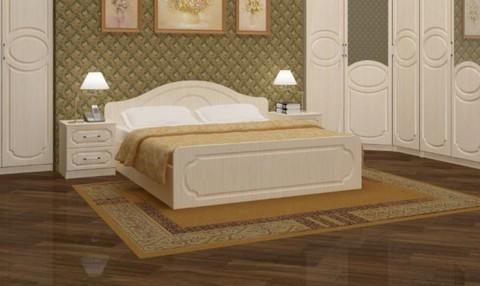 Кровать Карина-7 МДФ, 160х200