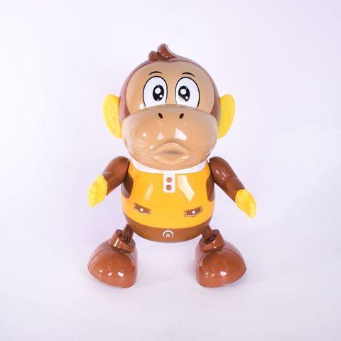 Свет/звук обезьянка