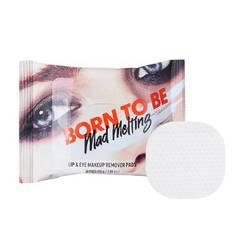 Очищающие пэды A'PIEU Born To Be Mad Melting Lip & Eye Makeup Remover Pads 30ea