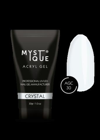 Mystique Акрил-гель «Crystal» 30 г
