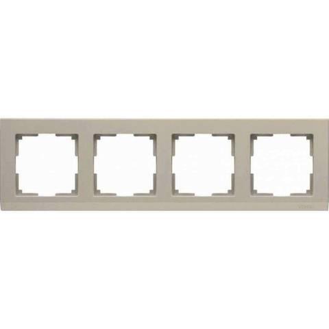Werkel Рамка WL04-Frame-04 слоновая кость