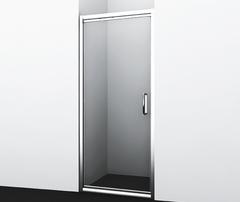 Душевая дверь WasserKRAFT Salm 27I12 поворотно-складная 100 см
