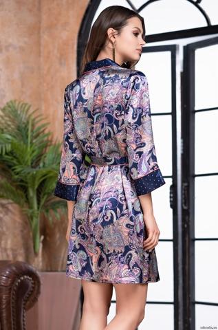 Рубашка халат на пуговицах MIA-Amore  ETRO ЭТРО 3507