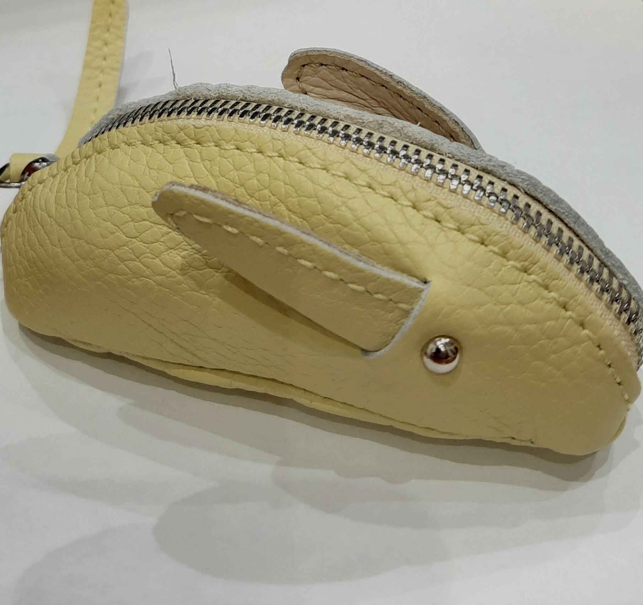 15-456 желтый Ключница