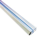 Уплотнитель магнитный, на стекло 8 мм, угол 90°/180°, купить не дорого