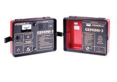 Глубинный металлоискатель Fisher Gemini 3