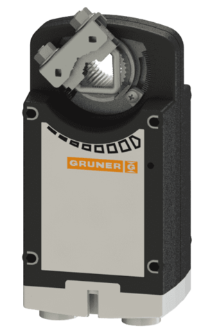 Gruner 361-024-10 электропривод с моментом вращения 10 Нм