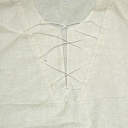 Рубашка льняная для бани