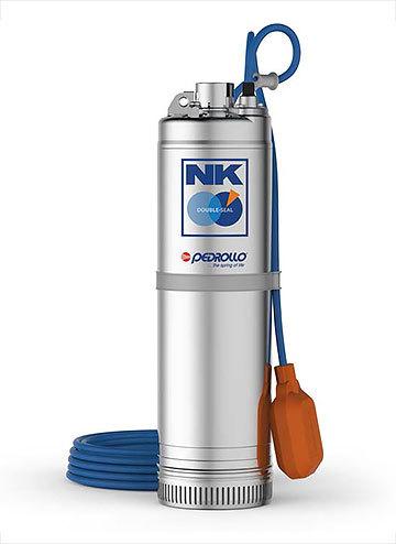 Насос для колодца PEDROLLO NKm 4/4-GE, 53м, 120л/мин.