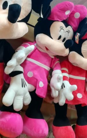 Минни Маус розовая  120 СМ