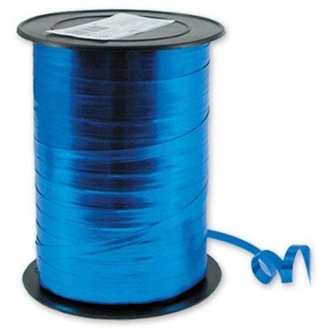 Лента металлизир 5ммХ230м синяя