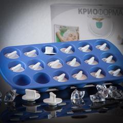 Косметическая форма для льда