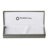 FranklinCovey Lexington - Chrome, ручка-роллер, M, BL