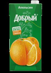 Сок Добрый Апельсин 2л
