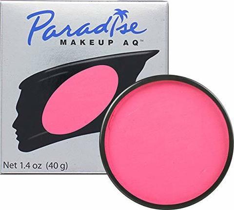 MEHRON Профессиональный аквагрим Paradise, Аквагрим Drk. Pink (Темно-розовый), 40 г