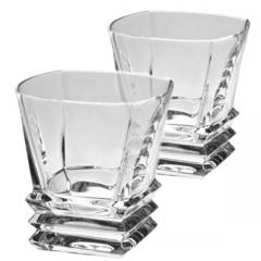 Набор из 6 бокалов для виски «Rocky», хрусталь, фото 2