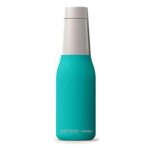 Термобутылка Asobu Oasis (0,59 литра), бирюзовая