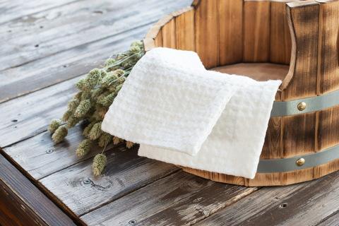 Фактурные рукавички для мытья тела