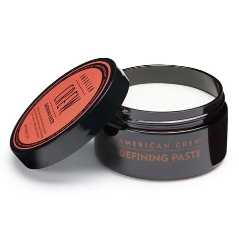 American Crew Styling: Паста со средней фиксацией и низким уровнем блеска для укладки волос (Defining Paste), 85г